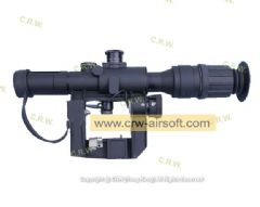 China Made 4X26 Illuminated Scope (Economy Ver.)